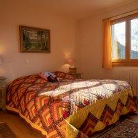 Gryon Immo vous propose un charmant chalet de 8 pièces dans un environnement très calme, magnifique vue sur les montagnes