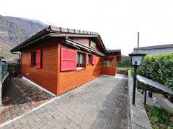 Magnifique chalet 3,5 p / 2 chambres / 1 SDB / terrasse avec jardin