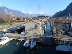 La Marina, votre bateau, le lac.... le Bonheur au Bouveret