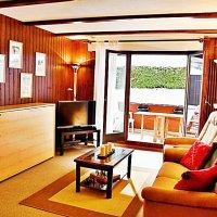 Magnifique appart 2,5 p / 1 chambre / 2 SDB / balcon avec vue