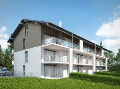 Appartement neuf de 3,5 pièces avec balcons.