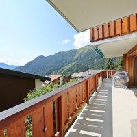 Bel appartement rénové 3.5p // 2 Chambres // Grande terrasse // Vue