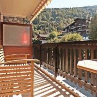 Magnifique duplex 6,5 p / 4 chambres / 3 balcons / Piscine - Sauna
