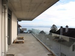 NEUF - Magnifique vue lac et alpes