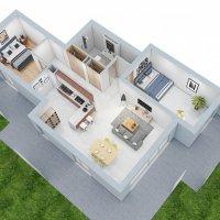 NEUF - Avec terrasse et jardin