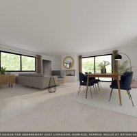 Superbe maison 11 pièces / Terrain arboré / Piscine / Verdure / Calme