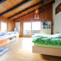 Magnifique appart meublé 4,5 p / 3 chambres / 2 SDB / balcons avec vue