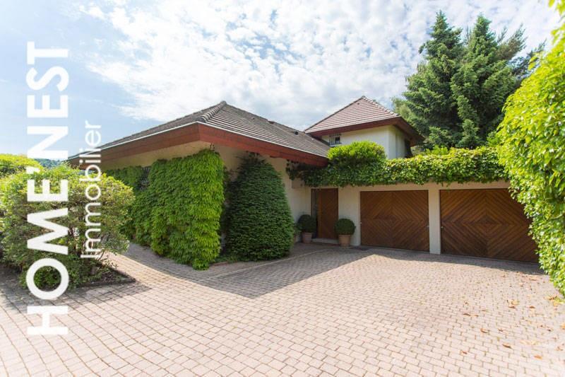 Magnifique villa 9 pièces // 5 chambres // 4 SDB // jardin // vue