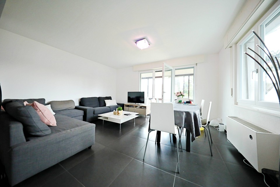 Magnifique appart 5,5 p / 4 chambres / 3 SDB / véranda / balcon