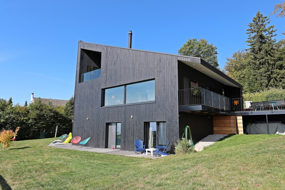 Superbe villa moderne 9pièces + partie indépendante - Vue panoramique