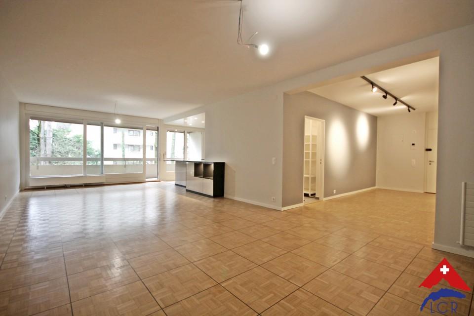 3D // Splendide appartement 5,5 p / 3 chambres / 2 SDB / Balcons