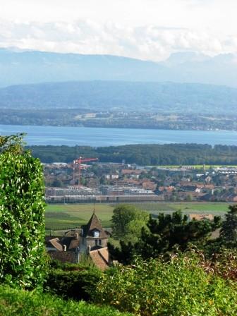 A vendre - Superbe villa - Vue imprenable sur lac et montagnes