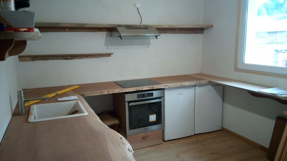 Magnifique 7p modulable + studio / Eco habitat neuf Minergie / Balcon