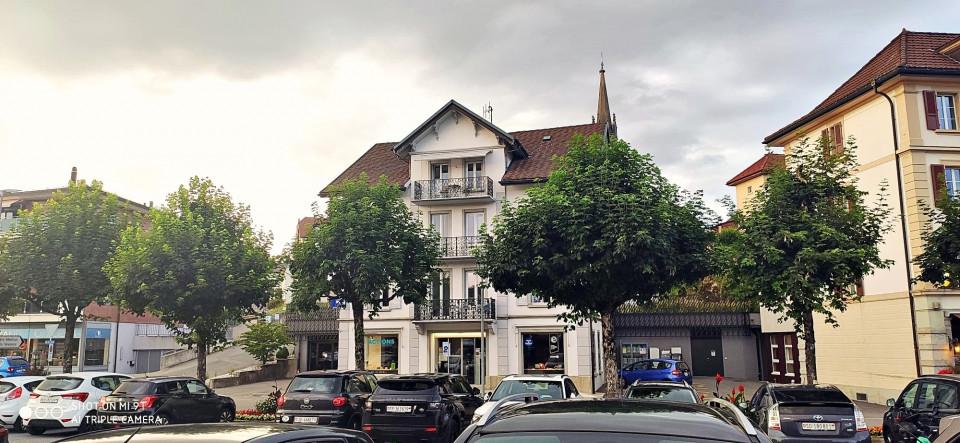 Magnifique appartement de 4.5 pièces/ Rénové en 2020/ Vue montagne