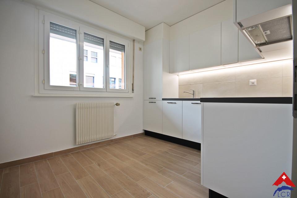 Bel appartement refait à neuf / 3.5 pièces / 2 chambres