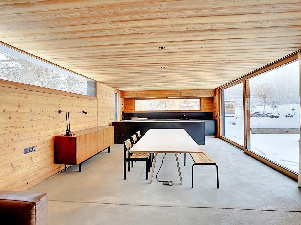 Splendide chalet 7,5 p / 6 chambres / 2 SDB / terrasse avec jardin