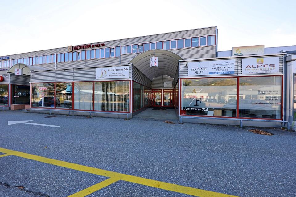 Local commercial // bureaux