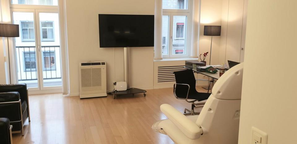 Zurich // reprise de fonds de commerce + location cabinet dentaire
